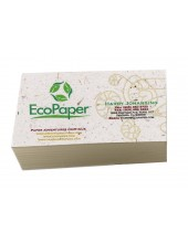 1000 Business Cards Banana Paper