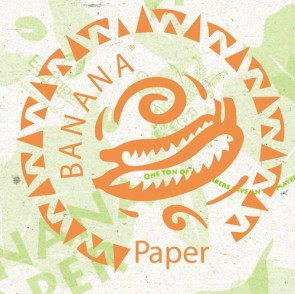 Banana Organic Tree Free Natural Paper 11 x 17