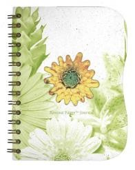 Florista Banana Paper Natural Tree Free Journal