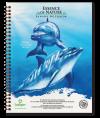 Bottlenose Dolphin Eco Friendly Banana Paper Notebook (8.5 x 11)