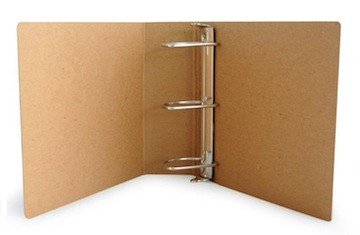 Post Consumer 3 Ring Binder 2 in. Spine