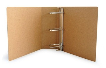 Post Consumer 3 Ring Binder 3 in. Spine