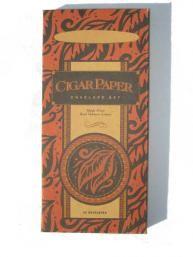 Cigar Paper Organic Tree Free Envelopes 25 Pack