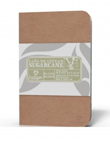 Claro Treeless Ecopaper Sugar Cane Paper Notebook
