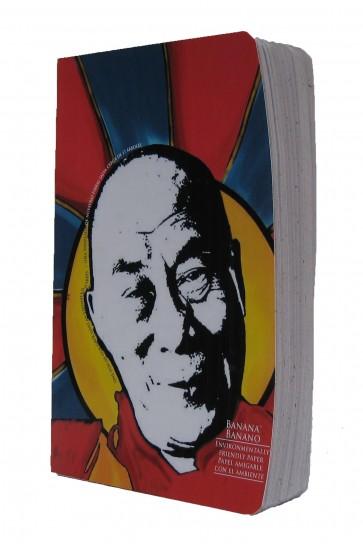 Dalai Lama Standing