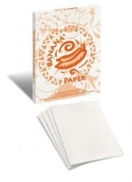 Card stock / Cover Stock Tree Free Natural Banana Paper