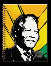 Nelson Mandela Tree Free Banana Paper Notebook