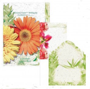Florista Banana Paper Writing Set (6022)